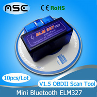 Wholesale Price Car Reader Bluetooth ELM327 Mini OBDII Car Diagnostic Interface Diagnostic Tools ELM327 OBD2 Car Scan Tool
