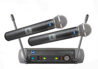 professional karaoke system - New UHF Free Professional Wireless Microphone System For PGX amp Wireless DJ amp Karaoke Microphone System