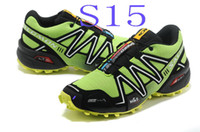 Wholesale GIFT Great Quality Colors Salomon speedcross Men s Athletic Running Shoes Sports Sneaker Shoes US7 Price