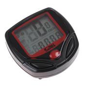 Wholesale Factory Multifunctional Waterproof LCD Display Cycling Computer Bike Wheel Odometer Bicycle Speedometer