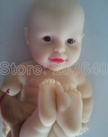 Unisex 12-24 Months silicone  silicone baby doll soft silicone babies for sale silicone reborn baby dolls baby alive, full silicone, 1:1, 58cm, 4.5kgs