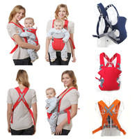 Wholesale High quality Months Breathable Multifunctional Front Facing Baby Carrier Infant Comfortable Sling Backpack Newborn Pouch Wrap