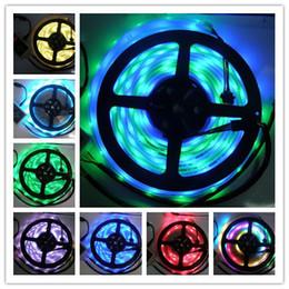 Promotion couleur de rêve magique 5050 SMD Couleur de rêve LED Strip light RVB IC 6803 Magic intelligent étanche IP66 150LED 5M 133 Programme de décoration chritsmas maison