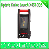 Wholesale for Desiel Launch Scan Tool WIFI GDS Scanner Launch X431 GDS Update Online with Car or Truck Cable