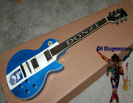 Special sale guitar samples Electric Guitar Stock Guitar Blue (Such as pictures show, on sale,)free shipping