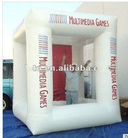 Wholesale inflatable cash machine Inflatable money booth inflatable money grabber