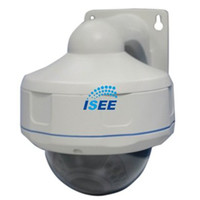 Wholesale 520TVL Vandal proof IR Dome Camera with to mm Built in Manual Varifocal Lens