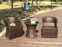 rattan furniture - outdoor rattan bistro set rattan furniture