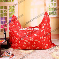 Wholesale bean bag covers garden beanbag sofa water proof bean bag no filling POLYESTER bean bags bean bag furniture