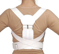Women Bodysuit Women Posture Corrector Back & Shoulder Support Brace Belt W5120