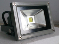 Wholesale Hot sales Long lifetime High Power LED floodlight Outdoor lighting IP65 W silver AC85 V aluminum