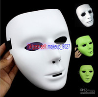 Free Shipping Hip- hop Mask Hip- hop JabbaWockeeZ Blank Male a...
