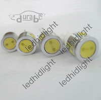 Wholesale LED T10 W Car Bulbs High Power Automotive LED Car Light Signal Lights Show Wide Lamps W5W per