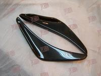 acura rsx carbon fiber - Pair of Carbon Fiber Front Canards for Acura RSX Honda DC5