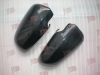 Wholesale Pair of Carbon Mirror Covers for Audi A4 B6 B7 A3 P A6 C6