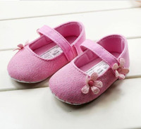 Winter arrival clovers - New Arrival Baby toddler shoes sweet princess baby shoes soft bottom loafers clovers Chinese shoes pairs