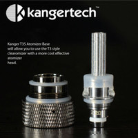 Wholesale New arrival Original Kanger Coil head kangertech atomizer core for T3S MT3S CC Clear Cartomizer Replaceable Coil unitank Clearomizer
