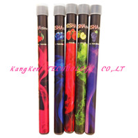 E Cigarette Set Series white E ShiSha Pen Disposable E Cigarette Smoking 280mAh E-Hookah Pipe Stick Electronic Cigarettes 500 Puffs Milti-flavour DHL Free 50pcs