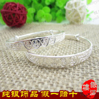 Wholesale Baby lively S990 ring sterling silver bracelet child baby full moon baby TB034S8 YML8 YML8 YML8 YML