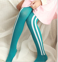 best legs pantyhose - Best Quality Combed Cotton Girl Candy Colour Leggings Pantyhose Dance Socks Pants Kids Tights Pants Child Legging QZ441
