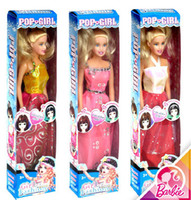 pvc manufacturers - Manufacturers selling barbie pattaya pyrene barbie doll suit toy gift box