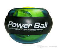 Wholesale Brand New PowerBall Gyroscope LED Wrist Strengthener Ball