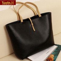 Wholesale 0050HOT Black Leather Fashion Luxury Lady Ladies Women s Messenger Bags Woman Shoulder Handbag Bag
