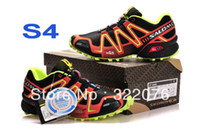 Wholesale New Arrival Colors Salomon Running shoes Sport Running Shoes For Men breathable Sneakers Size US7