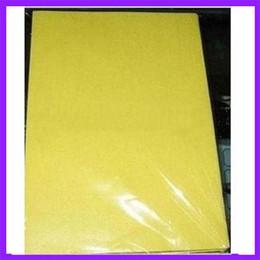 Wholesale 100pcs PCB A4 Thermal Transfer Paper Board Making Thermal Transfer Paper