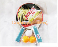Wholesale Fedex Ping Pong Table Tennis Racket Paddle Bat