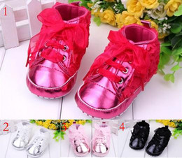 10%off!Soft non-slip bottom kids shoes,rose flower toddler shoes,lace walker shoes, leisure princess shoes wholesal.6pairs 12pcs.ZH