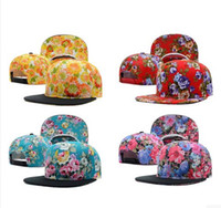 Wholesale 12pcs Flower Blank Snapbacks Black blank cap nice beautiful flower snap back hat nba sport snapbacks hat mlb blank snapback cap