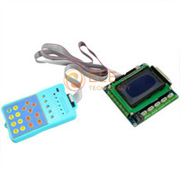 For Honda Brake Clutch Levers Stepper Motor LCD Display with handle 5 Axis Breakout Board Interface Stepper Motor Driver CNC FOR Stepper Motor Driver