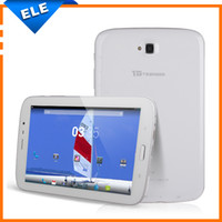 Wholesale TG Teamgee Super E1 inch Octa Core Phone Call Tablet PC Exynos Octa GHz Android USB GB RAM GB ROM GPS