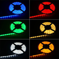 Wholesale Factory For Christmas Lights RGB Waterproof M Leds SMD Led Strips Warm White Cool White blue green red yellow