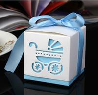 Wedding Color Candy Box Wedding Favors 6*6*6cm 6*6*6cm European Wedding Favor Gift Box Color Empty Candy Boxes Party Supplies 50pcs lot CK047