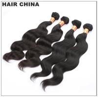 Natural Wave Brazilian Hair  Remy Human Hair Best Quality 6A Grade Brazilian Human Hair Natural Looking Hair Color and Weave Smooth and Durable Best Wholesale Hair Shop