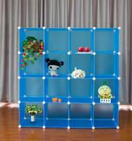 Wholesale Universal cabinet storage cabinet wardrobe shoe bookcase locker