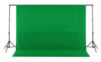 Wholesale 10ft x ft m x m Green Photo Studio Solid Muslin Backdrop Background