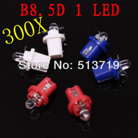 Wholesale X T5 B8 D Car LED Indicator Light Gauge Speedo Dashboard Side Interior Lamp Vehicle Auto Bulb V