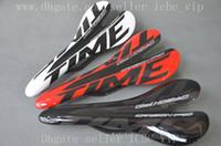 Wholesale Time Marco ASPIDE superleggera Full carbon fiber saddle red Black White