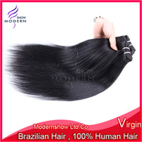 natural straight Brazilian Hair Brazilian Virgin Hair, Unprocessed Hair 2013 Newest Queen Hair Products 4Pcs lot 100% Virgin Brazilian Straight Hair 100G Bundle,Cheap Brazilian Hair Extensions Free Shipping