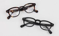 Blonde, Black and Tortoiseshell glasses frame. Moscot glasses ...