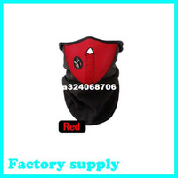 Wholesale hot sale skiing face Mask protecting Thermal Neck Warmer