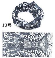 Wholesale Change scarf magic scarf stewardess scarf imitation scarf face towel LJ