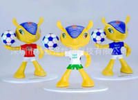 Wholesale good The new World Cup mascot Speaker Mini Speaker MINI speaker can be customized LOGO