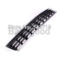VW car Alloy Front Bumper Free shipping High Quality Front Bumper auto spare parts Center Lower Grille Grills For VW car part