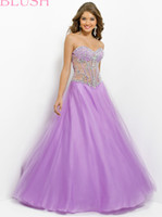 Cheap Reference Images Prom Ball Gown Best Sweetheart Tulle A Line