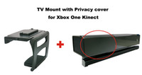 XBOX  ONE TV Mount  TV Mount with Privacy cover for Xbox One Kinect Free Shipping