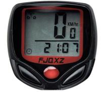 Wholesale YP Wireless LCD Bicycle Bike Cycle Computer Odometer Speedometer Meter